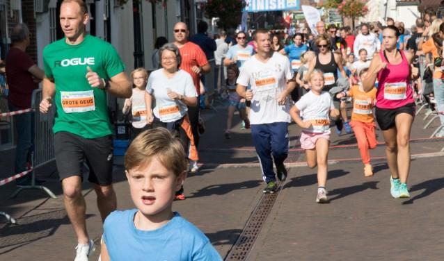 Dit jaar kunnen er maximaal 2.200 deelnemers ingeschreven worden voor de diverse afstanden. Foto: Wim Bras
