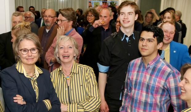 Vreugde op de verkiezingsuitslagenavond heeft plaats gemaakt voor scepsis. Foto: Ad Groenendaal