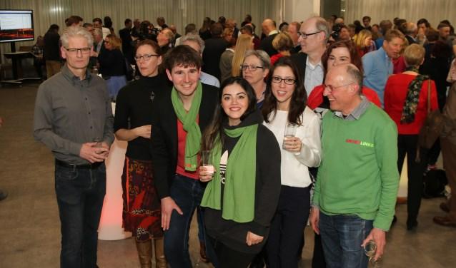 GroenLinks gaat voor verandering in een nieuw te vormen college en wil meer opties dan alleen een coalitie met VVD, LHN en D66. Het CDA moet niet worden uitgesloten. Foto: Ad Groenendaal