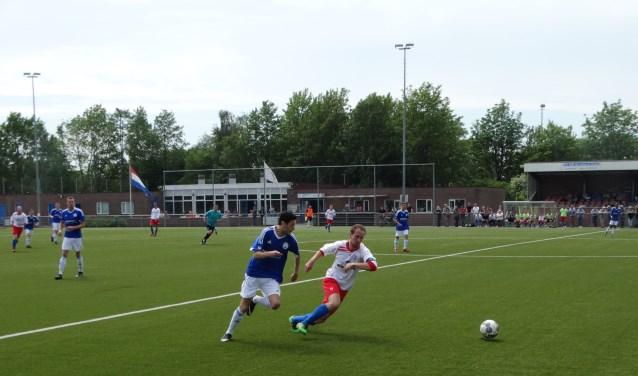 Vijf punten morst DWO dit seizoen in de beide confrontaties tegen Koudekerk. Foto: pr