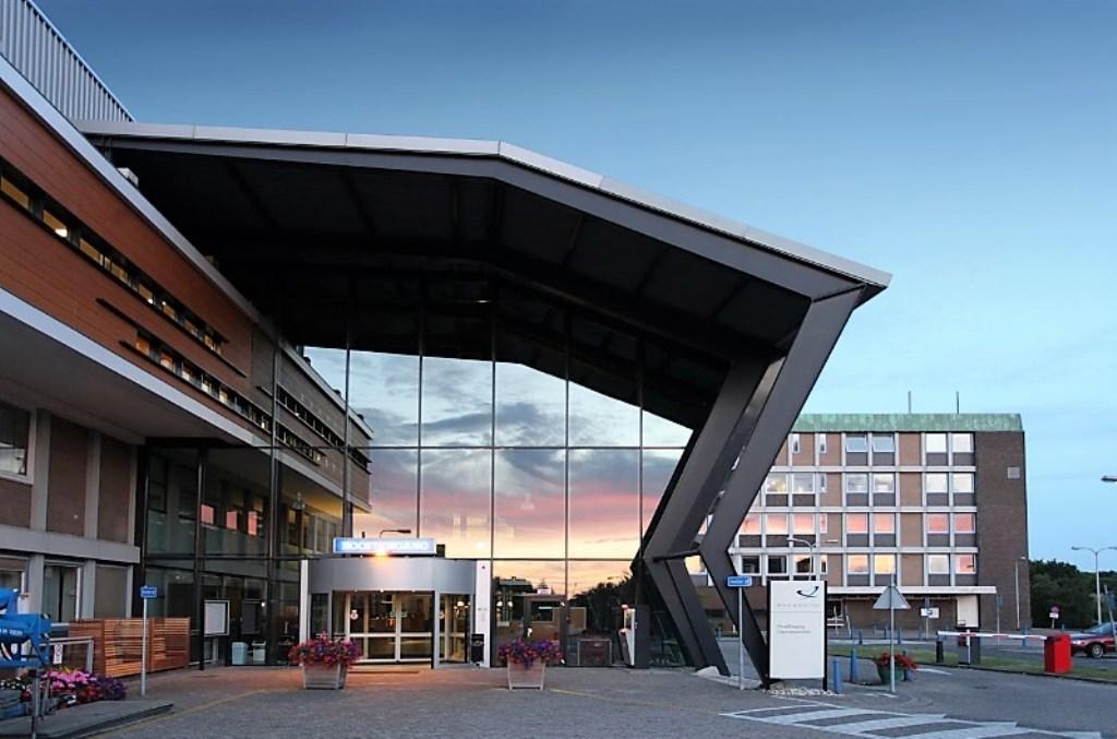 De entree van het Diaconessenhuis in Voorburg (foto: pr Reinier de Graafgroep).