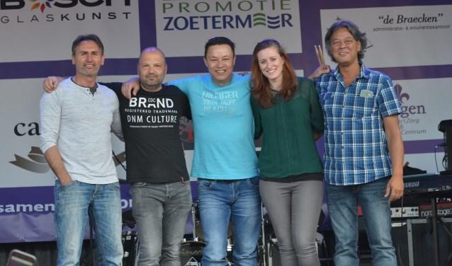 De Zoetermeerse band bestaat inmiddels ruim 25 jaar. Foto: pr