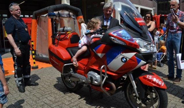 Bezoek de kazerne aan Olof Palmelaan 1 in Zoetermeer. Foto: pr