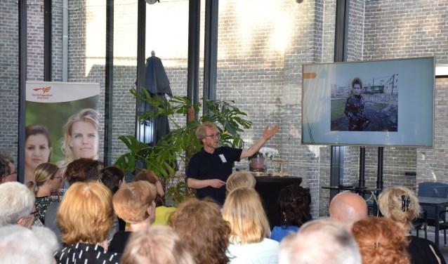 De door VluchtelingenWerk Zuidwest-Nederland georganiseerde avond in Zoetermeer ging over 'opgroeien en opvoeden in Syrische gezinnen'. Foto: pr
