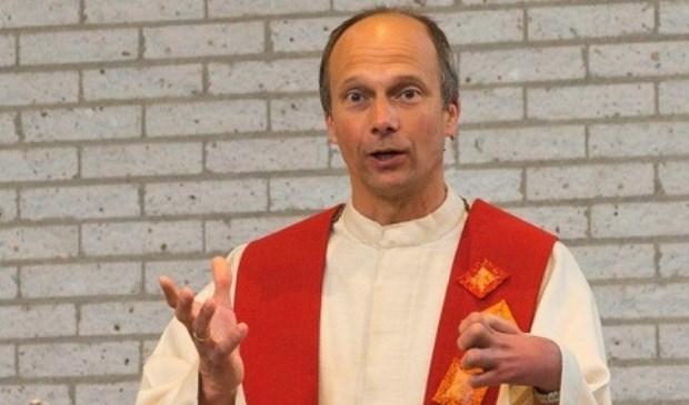 'Wij hebben niet de waarheid in pacht. Ín de kerk niet en ik als predikant al helemaal niet.' Foto: pr