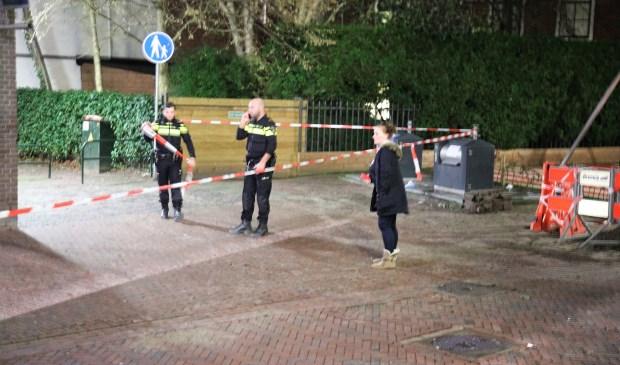 Desteekpartij vond plaats in de Damstraat. (Archieffoto: René Hendriks/Regio15.nl).