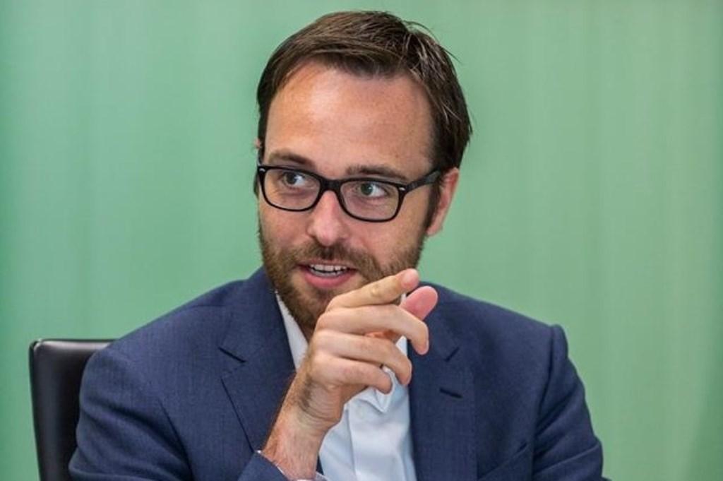 Jacco van Maldegem is de nieuwe fractievoorzitter van D66 (foto: Facebook).