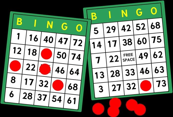 Activiteit: Bingo voor 55-plussers