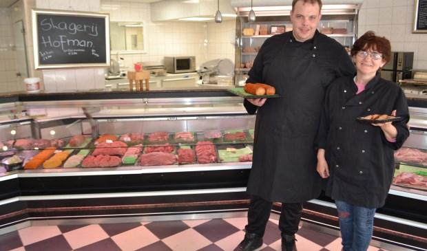 Maak gebruik van de kennismakingenaanbieding en proef de heerlijke grilworst van slagerij Hofman (foto: Inge Koot).