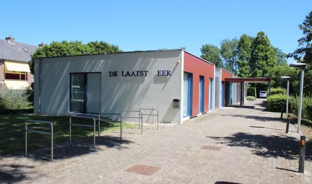 Het pand van de Laatste Eer wordt mogelijk verkocht aan twee bridgeverenigingen. (foto: Martijn Mastenbroek)
