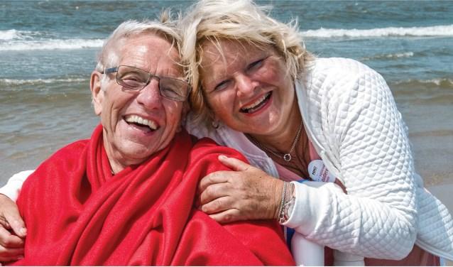 De oudere en de vrijwilliger laten samen de wens uitkomen op of rond Ouderendag.