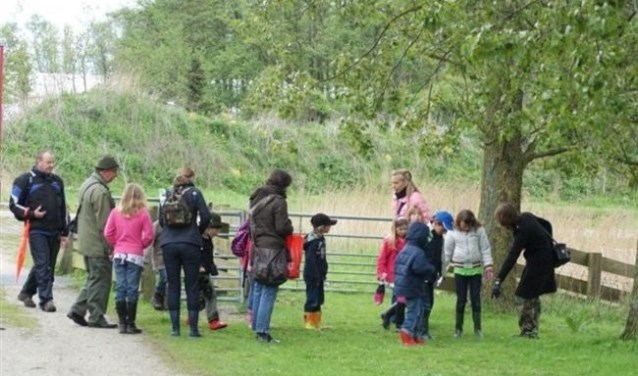 Vier ook de natuur voor kids-week mee. Foto: Rob Wiewel