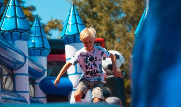 De eerste editie van het Spring Spektakel  in het van Tuylpark zit er op. Foto: Partycrew