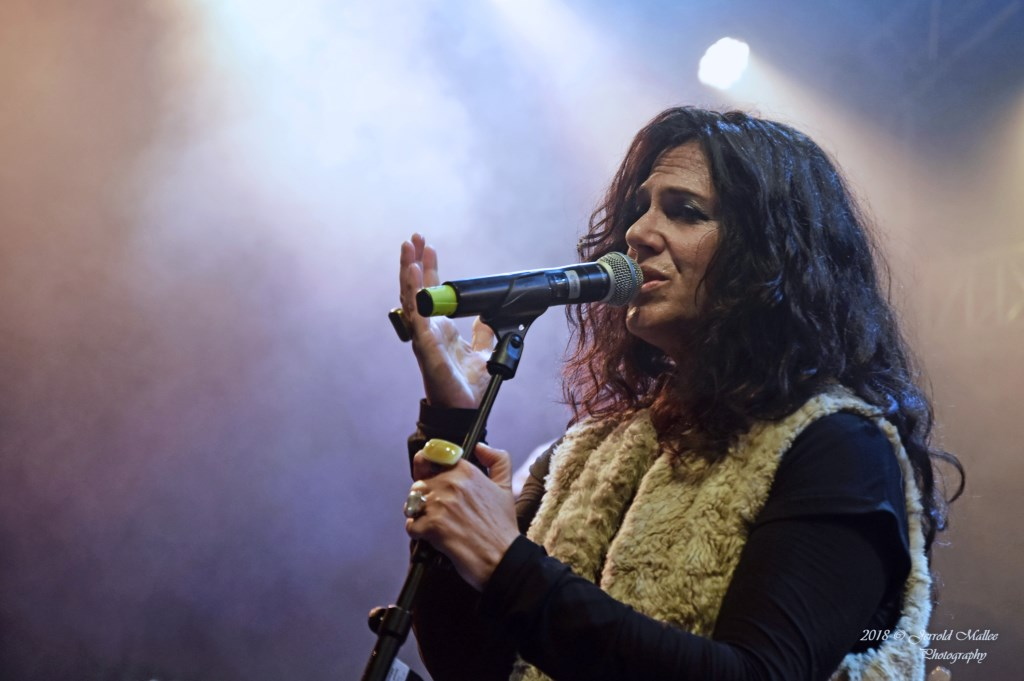 Sari Schorr Band. Foto: JERROLD-MALLEE © Postiljon