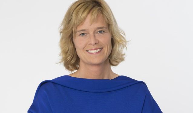 Wethouder Ingeborg ter Laak: 'Ik ben ervan overtuigd dat iedereen kan sporten, op welke manier dan ook.' Foto: FOTOFLEX.NL