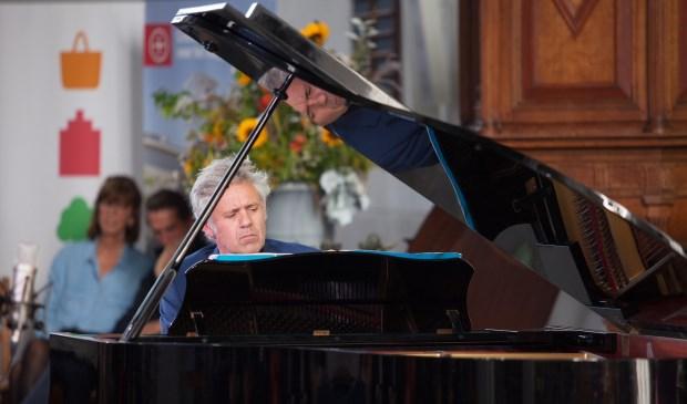 Optreden van Ivo Janssen in de oude Kerk te Voorburg