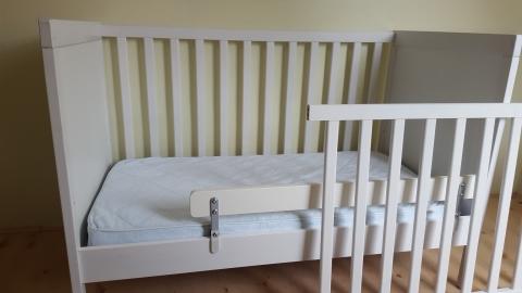 Babybed Matras Ikea : Wit ledikant ikea marktplein