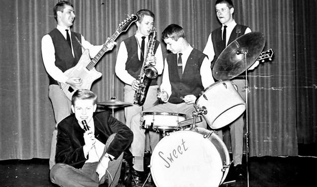Muziek uit de jaren zestig is de leidraad bij de tentoonstelling en het boek getiteld: The Young Ones. Foto: pr