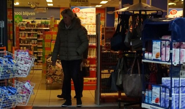 Bijna overal open winkeldeuren, ondanks buitentemperaturen rond het vriespunt. Tekst en foto: Rob Wiewel