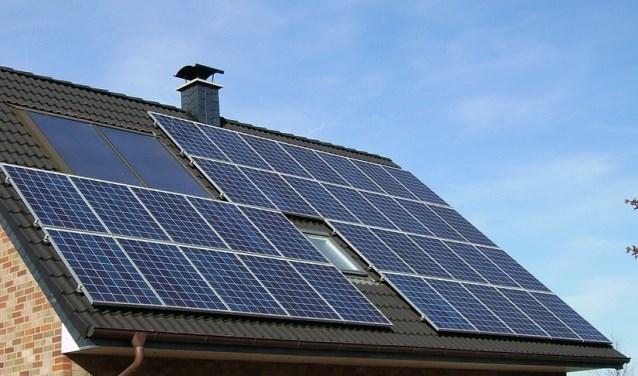 Vanaf maandag 14 januarikan men weer subsidie aanvragen voor het aanbrengen van onder andere zonnepanelen, groene daken en isolatie.
