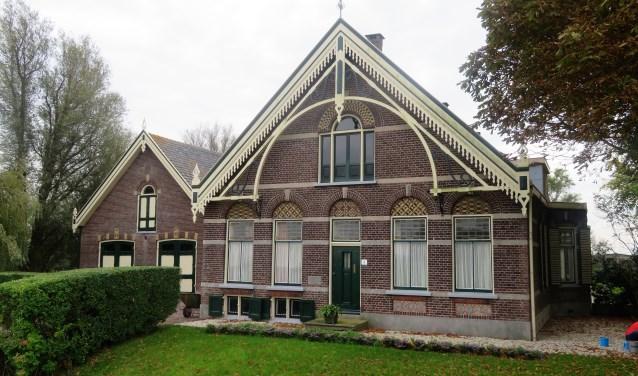 Boerderij Meulenzigt is vanaf de Veenweg de eerste boerderij aan de rechterkant van het Wilsveen.