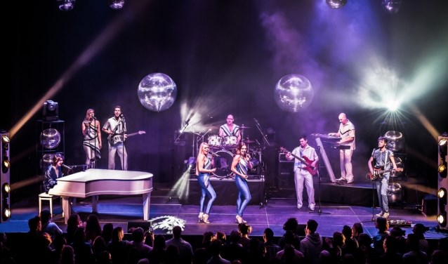 ABBA Fever XL staat op 30 maart in de  Boerderij. Foto: Hans Schoo