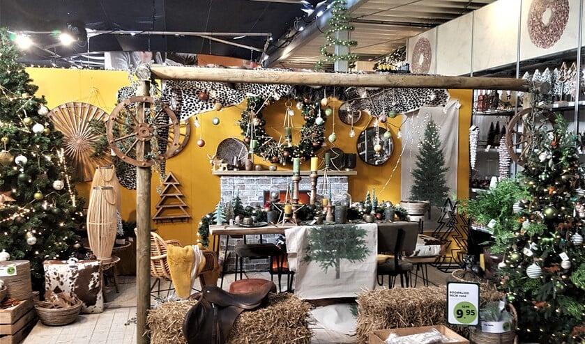 In de aanloop naar kerst wordt GroenRijk De Wilskracht omgetoverd tot een sfeervol kerstparadijs (foto: pr).