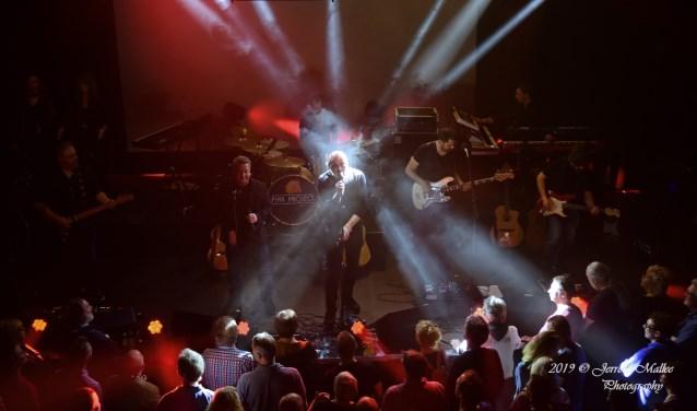 Dankzij Pink Project herleeft Pink Floyd en wordt de band door kenners en criticasters wereldwijd gezien als één van de beste tribute bands. Foto: Jerrold Mallee