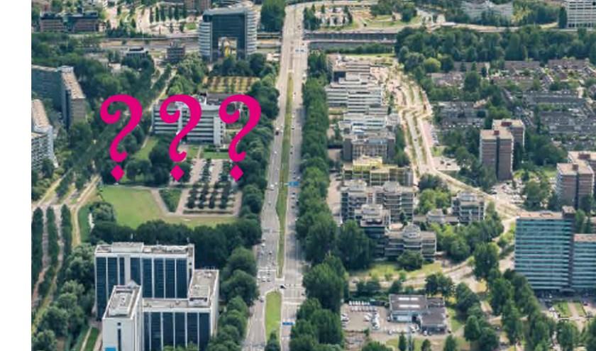 Het Masterplan De Entree roept bij Zó! Zoetermeer nog vele vragen op. Foto: www.zoetermeer.nl/entreezoetermeer/ Fotobewerking: Zó!
