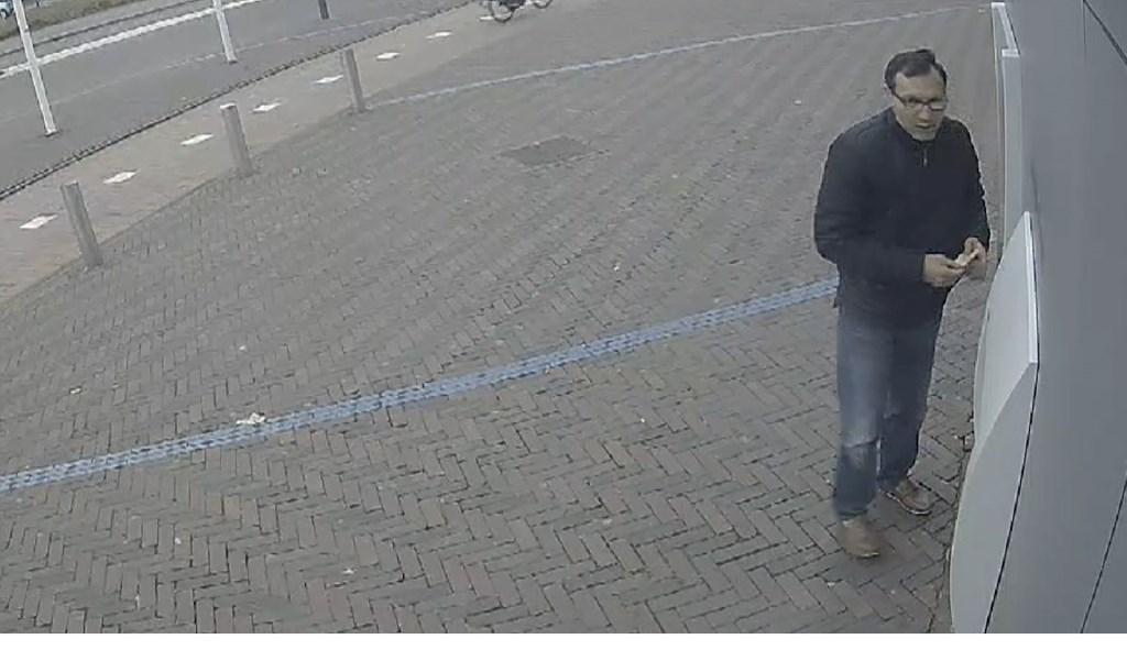 Camerabeelden via politie.  © Het Krantje
