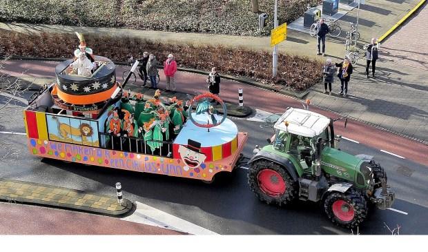 Archieffoto carnavalsoptocht 2017 (foto: Ot Douwes).