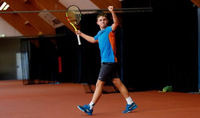 Twee finales voor Zoetermeers talent Kyvan Rietkerk. Foto: pr
