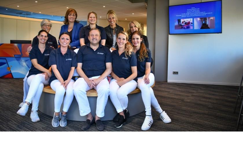 Een goede omgang met kinderen vinden ze bij Orthodontist Zoetermeer essentieel. Tekst en foto: Renate Mamber
