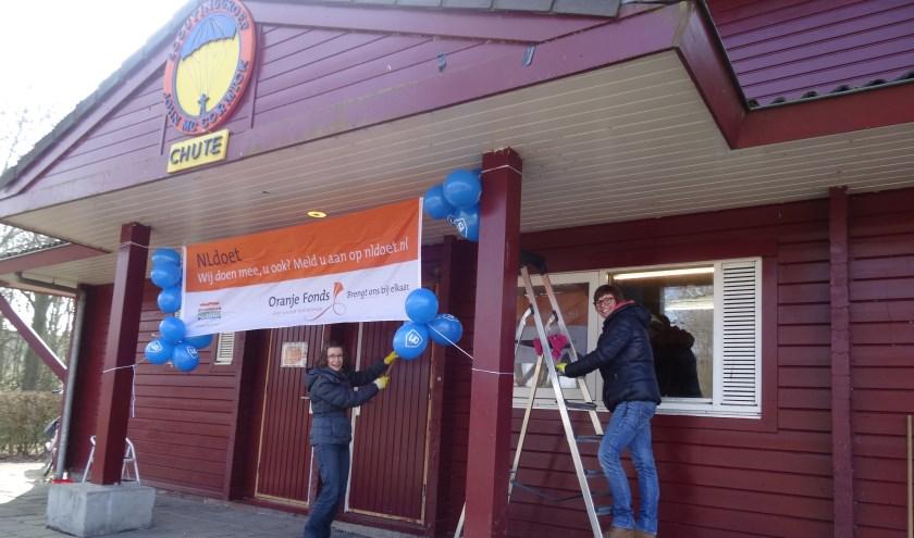 Met voldoende vrijwilligers hopen de scouts zaterdag 16 maart een mooi eindresultaat te behalen. Foto: pr