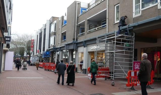De vernieuwingen zijn een uitwerking van Beeldkwaliteitsplan Upgrade Stadshart dat in 2018 door de raad is vastgesteld. Foto: Jan van Es
