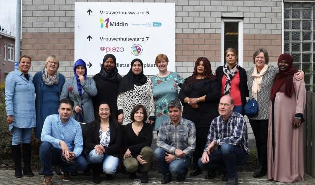 Met project Opstap vanPiëzo naar maatschappelijke participatie. Foto: Nathalie van den Heuvel / Piëzo