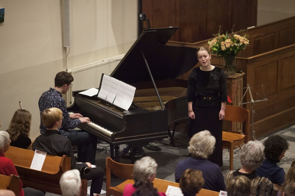 Voorburg, 14 maart 2019Huygensfestival Amuse in de Franse kerk