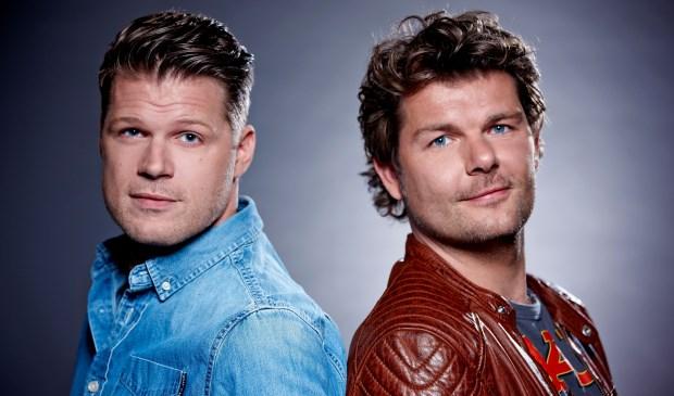 Coen & Sander komen naar Zoetermeer om het woord 'feest' naar een hogere dimensie te brengen. Foto: pr