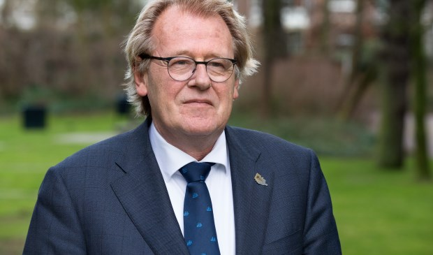 Drs. J. (Jaap) Smit is Commissaris van de Koning in Zuid-Holland (foto: Provincie Zuid-Holland, Dirk Hol PZH).