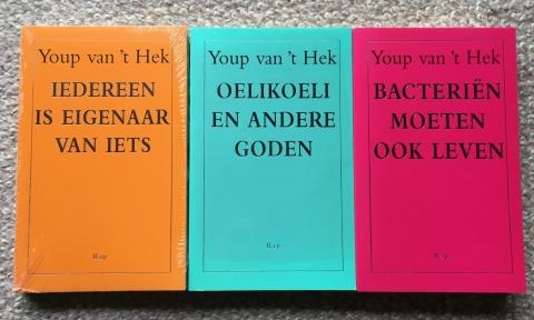3 Boeken Van Youp Van T Hek Nieuw Marktplein
