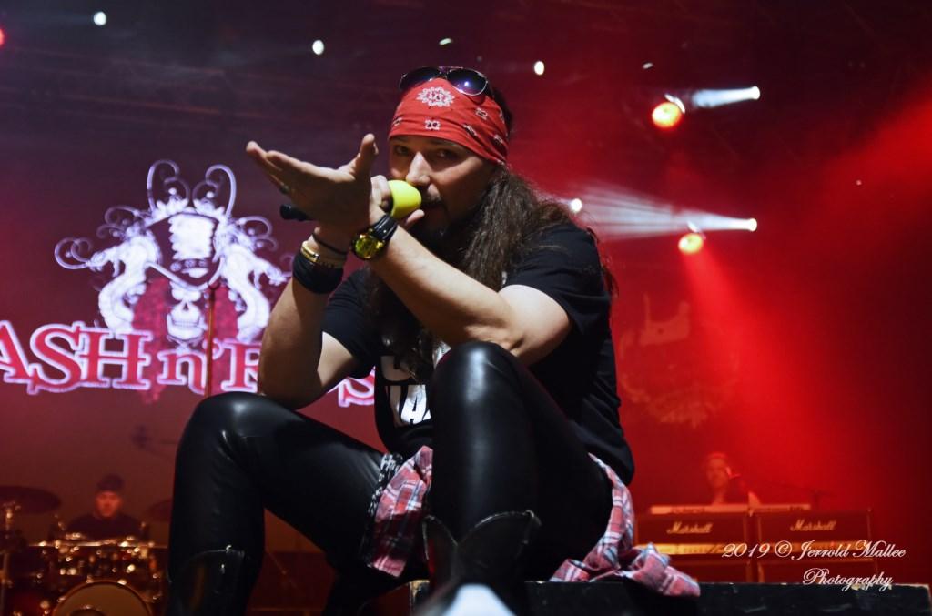 Guns N'Roses by Slash 'N Roses. JERROLD-MALLEE © Postiljon