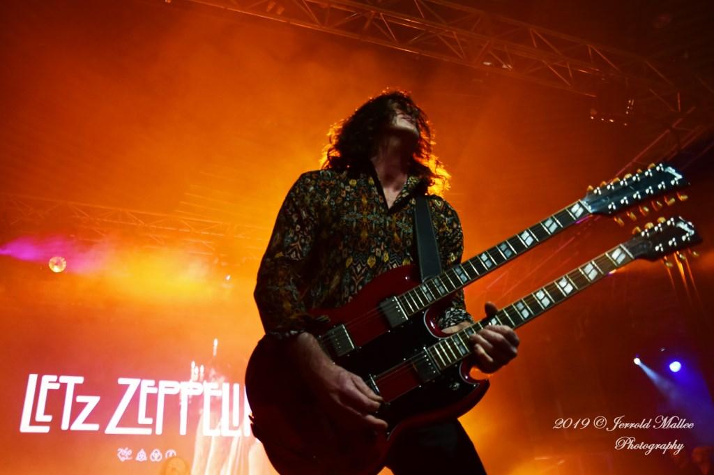 Led Zeppelin by Letz Zeppelin. JERROLD-MALLEE © Postiljon