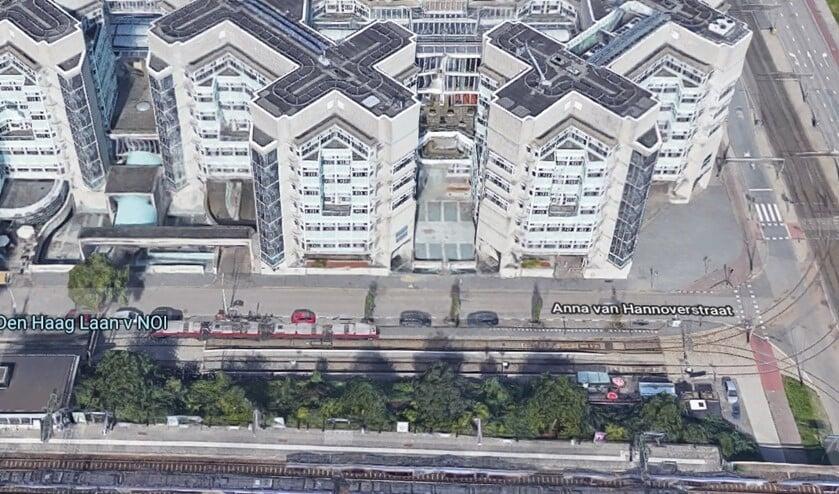 Het voormalige ministerie van Sociale Zaken (Foto: Google Maps)