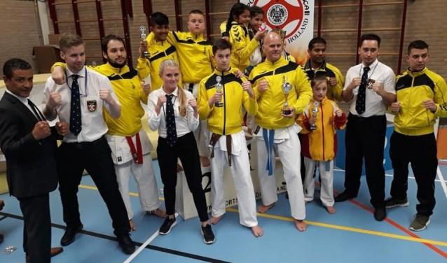 4d9df80b529 Het jaarlijkse toernooi van Sportschool da Graca in de Veur was weer  geweldig. Foto: