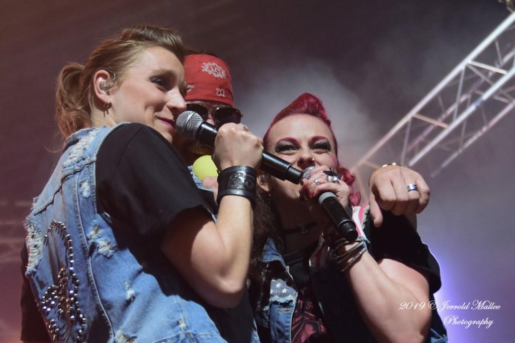Guns N' Roses by Slash N' Roses. JERROLD-MALLEE © Postiljon