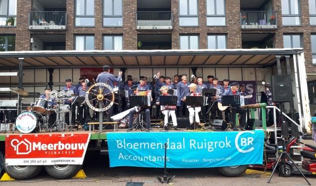 Het prachtige koor Schiehaven. (foto: Joke Hoogervegt)