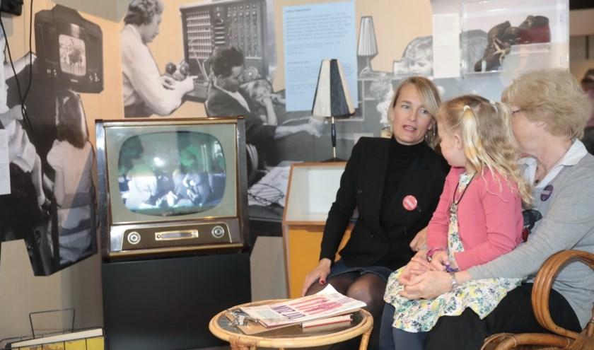 Op zaterdag 13 en zondag 14 april was er voor de inwoners een publieksprogramma in het nieuwe museum. Foto: Jan van Es