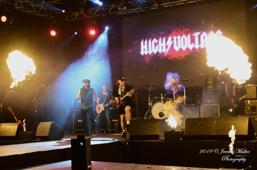 AC/DC by High Voltage. JERROLD-MALLEE © Postiljon
