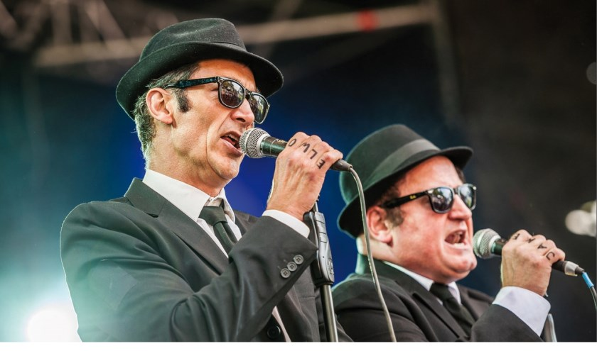 Blues Brothers tribute band. Foto: pr
