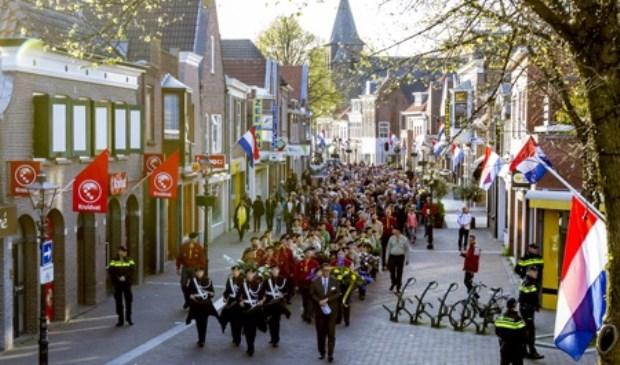 Op zaterdag 4 mei om 19.25 uur vertrekt vanaf het Oude Huis aan de Dorpsstraat 7 een stille tocht. Foto: pr